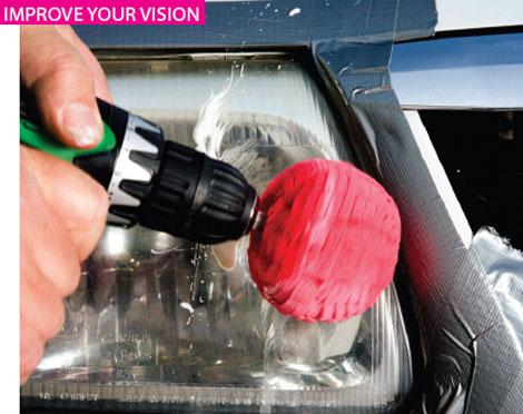 چگونگی شستشو و نظافت اتومبیل