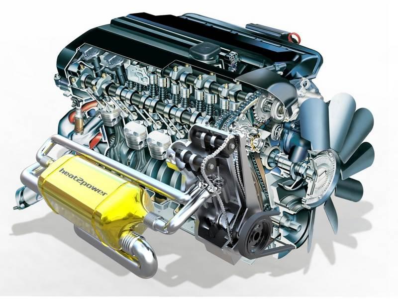 انواع آرایش قرار گیری سیلندرهای موتور خودرو