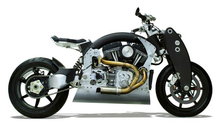 گرانترین موتورسیکلتهای دنیا