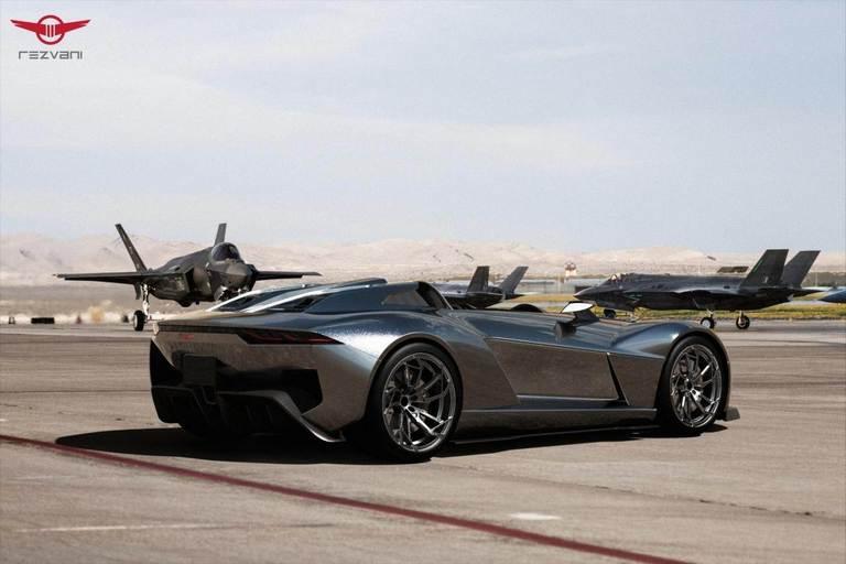 Rezvani Motors - رضوانی موتورز