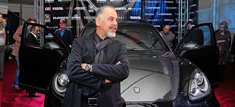 کورش منصوری