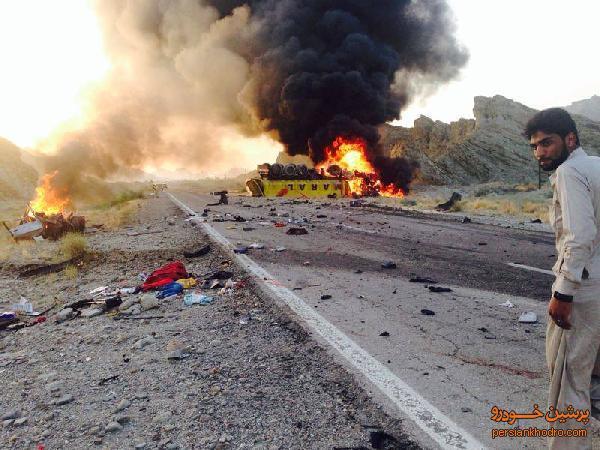 هفته خونیبن در جاده های جنوب سیستان