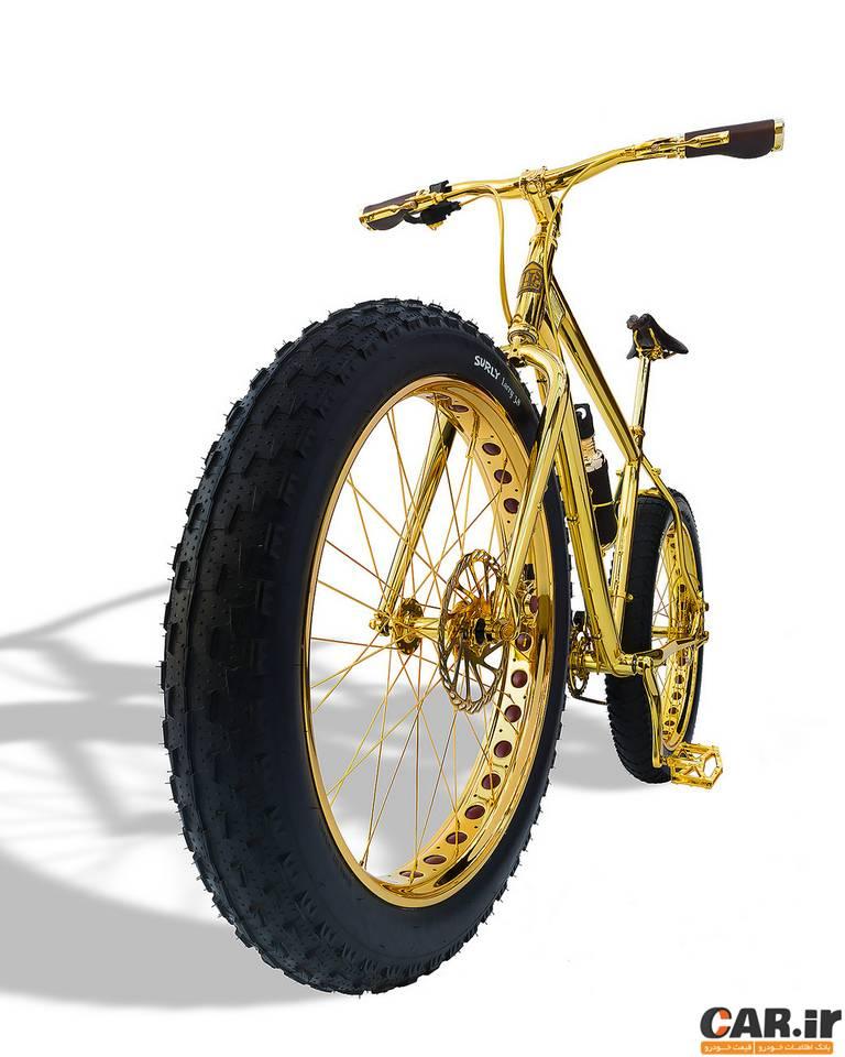 گرانترین دوچرخه جهان