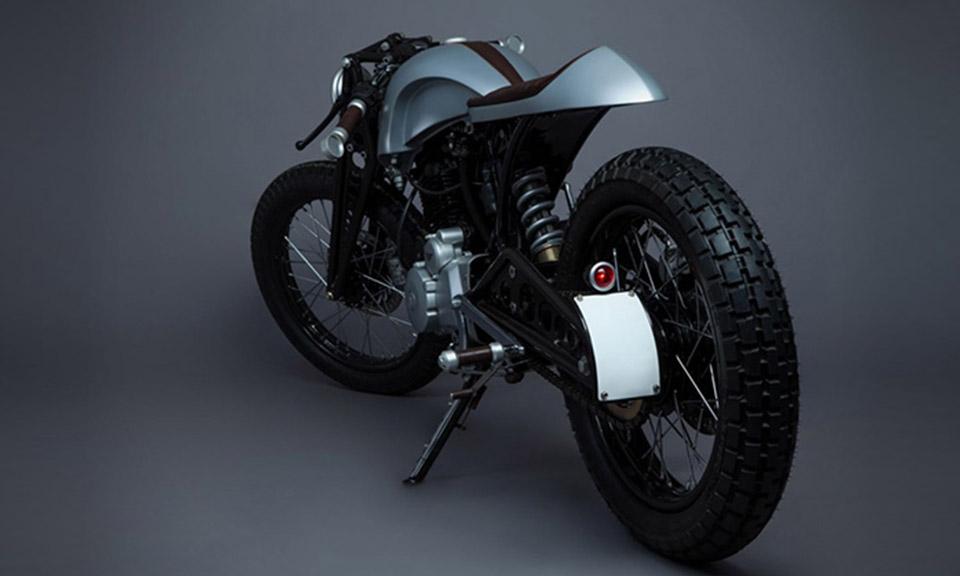 موتورسیکلت هوندای باشکوه محصول مین گرین