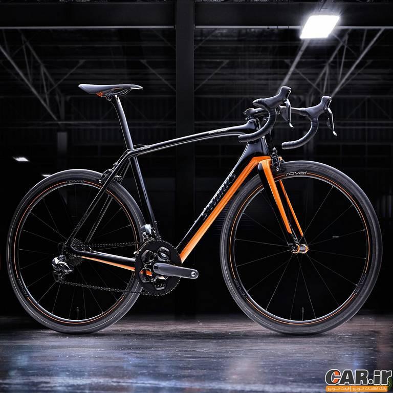 دوچرخه تارماک ساخت مکلارن