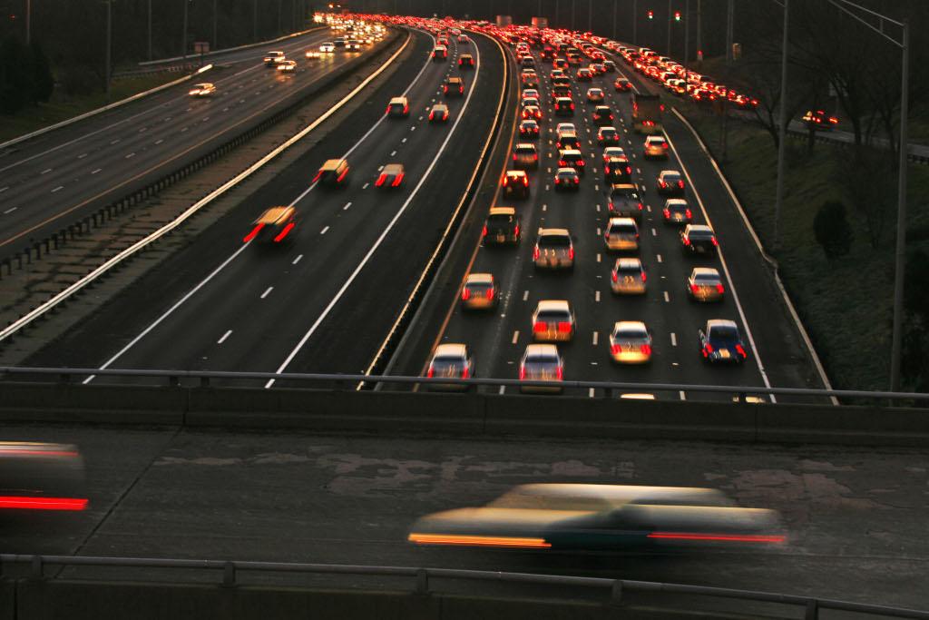 آهستهترین و سریعترین جادههای آمریکا
