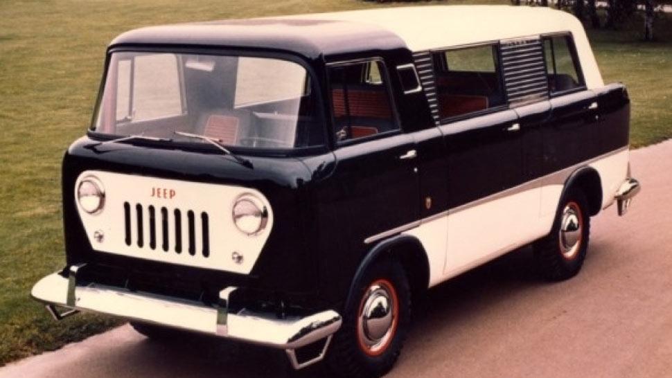 جیپ FC-150 مینیون