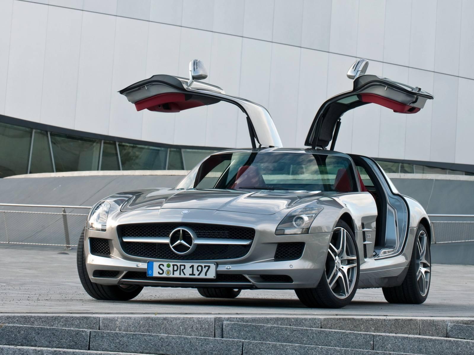 SLS AMG Mercedes Benz