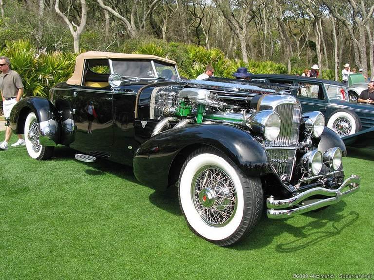 گرانترین خودروهای کلاسیک
