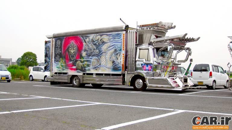 عجیبترین کامیونها در دنیا