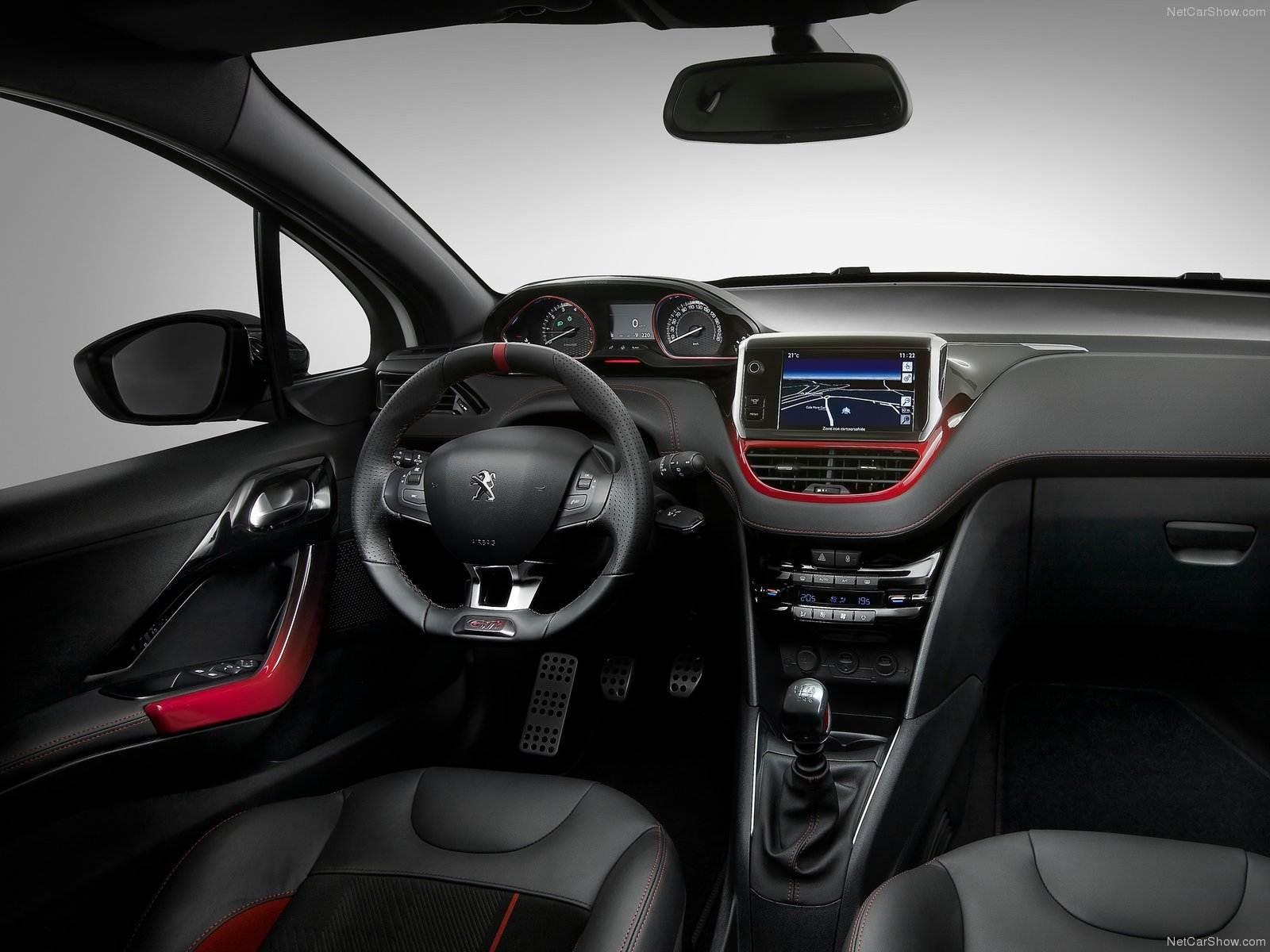 ترکیب رنگ اطلسی معرفی پژو 208 GTi | اخبار خودرو
